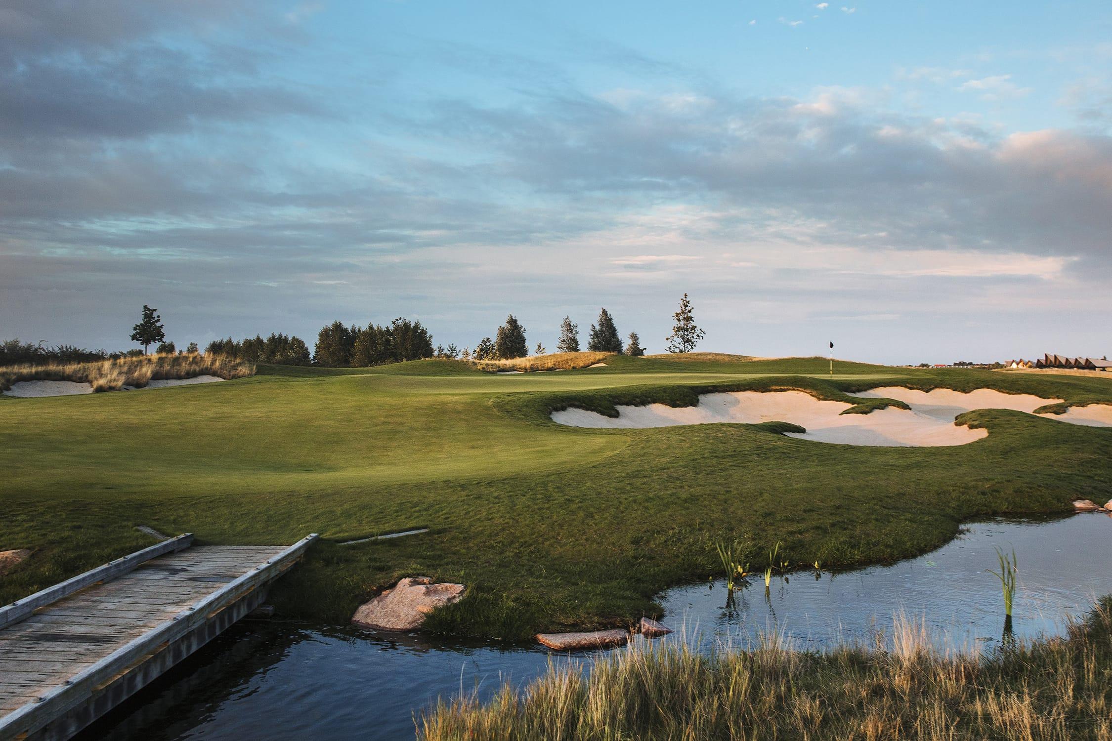 Great Northern Golf Course – Golfbane i international klasse