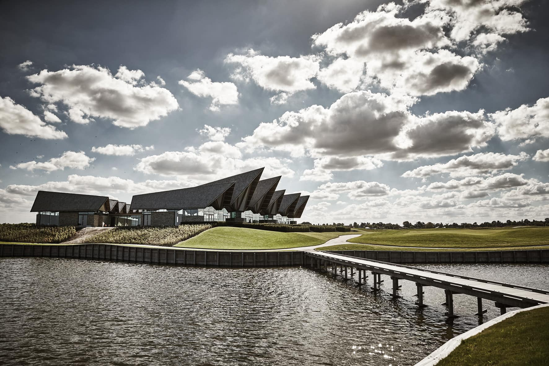 Great Northern Clubhouse – Nordic design