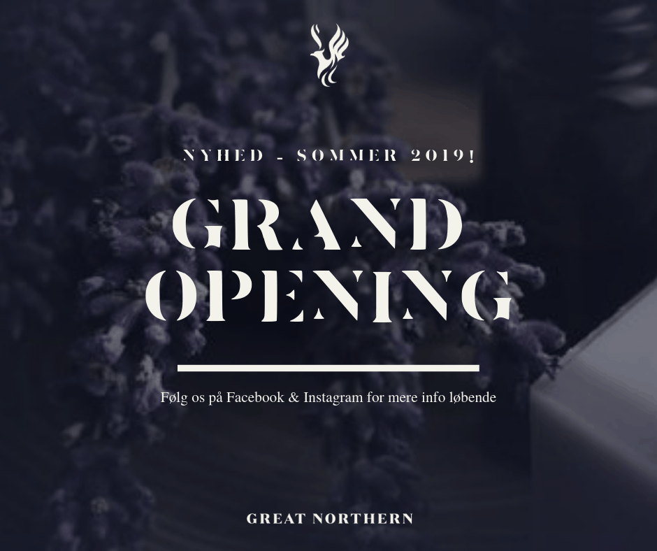 Grand Opening – Great Northern Spa