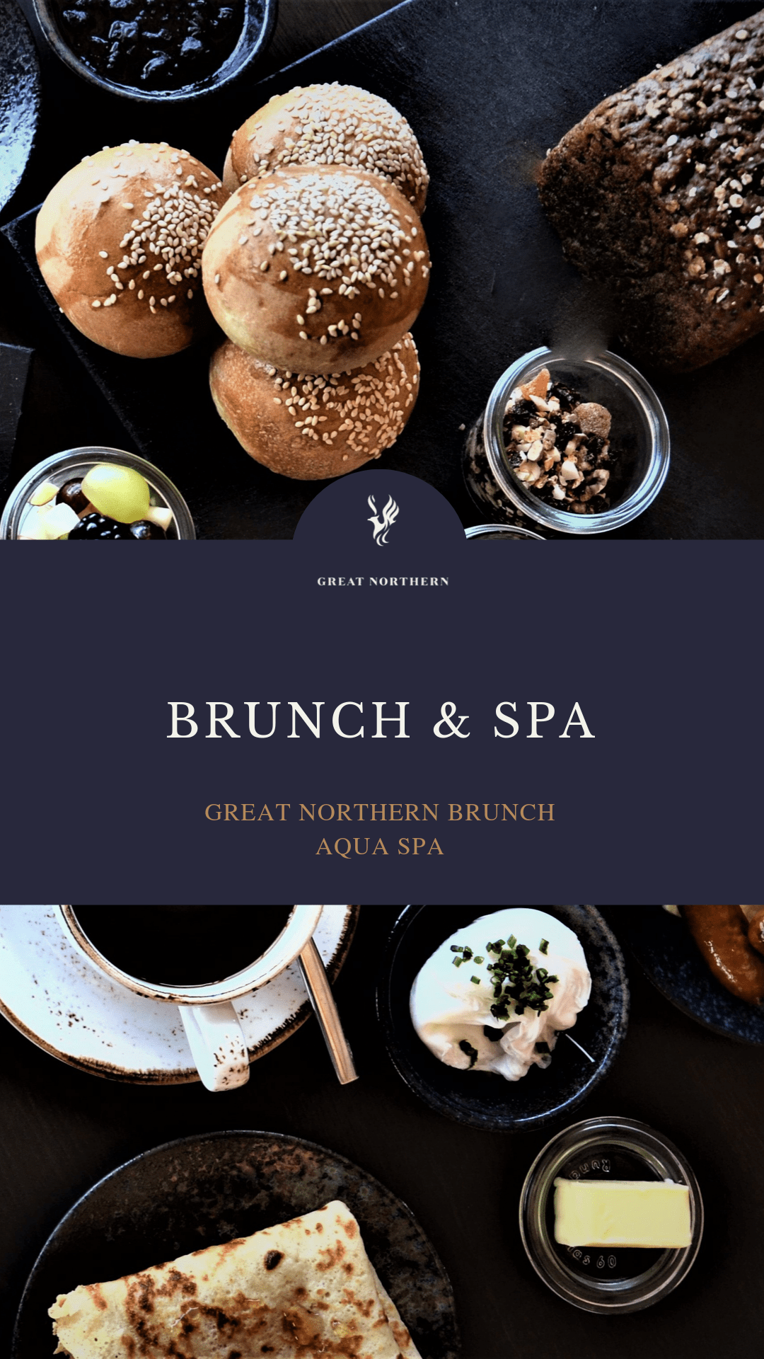 BRUNCH SPA