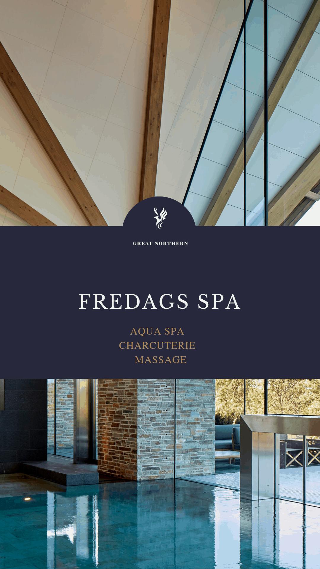 FREDAGS-SPA