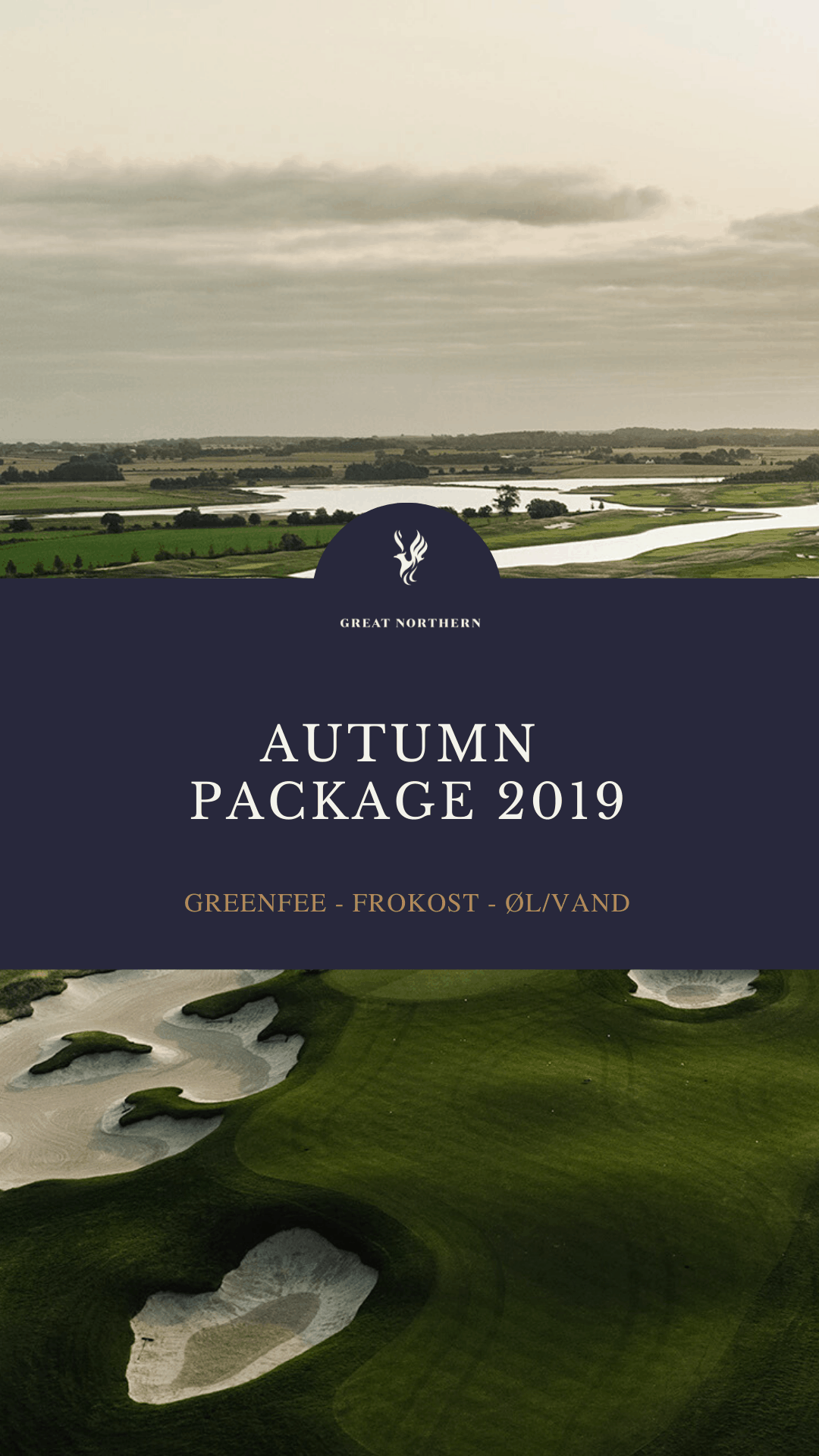 AUTUMN PACKAGE – GREENFEE