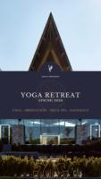 YOGA RETREAT – SPRING 2020