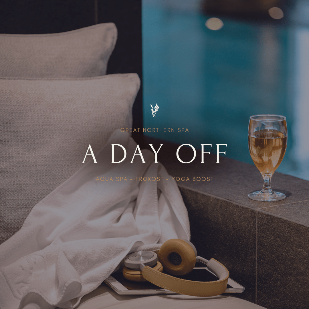 NYHED! A DAY OFF – YOGA
